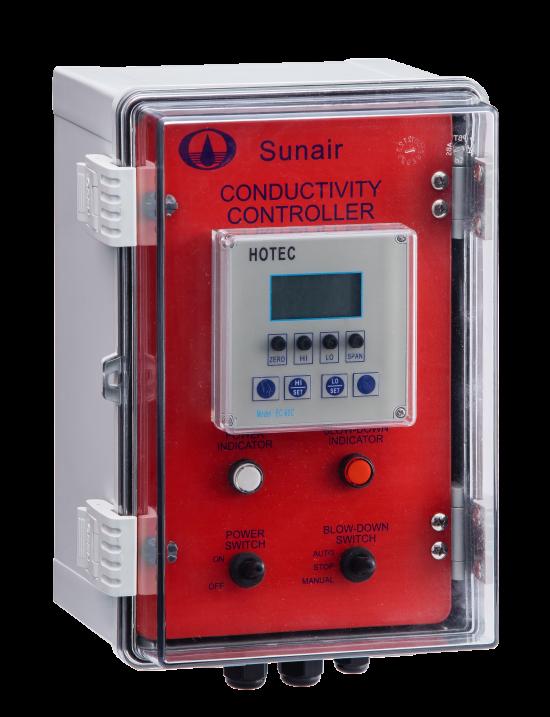 Sunair電導度自動控制排放系統 1