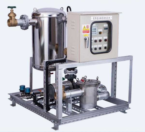 水雜質分離機 1